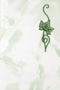 Декор 20х30 Тибет зеленый