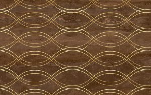 GEOMA BROWN 25X40 TD-GM-D-BR